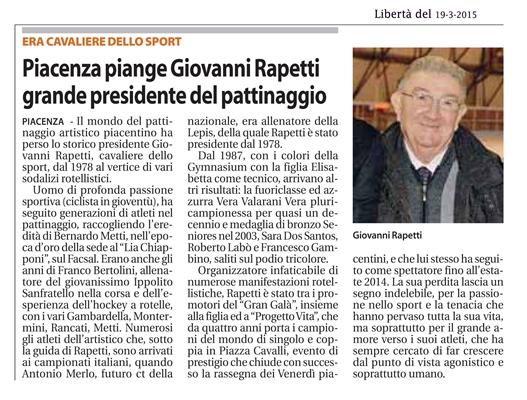 Giovanni rapetti - Porta del cielo piacenza ...