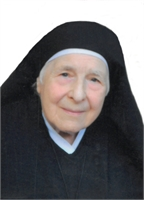 Suor Elisabetta Maria Simoni