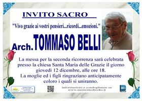 TOMMASO BELLI