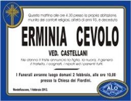 Erminia Cevolo