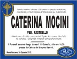 Caterina Mocini