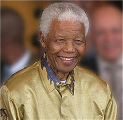 nelson rolihlahla mandela the man who With one outstanding exception - our beloved president mandela madiba was   nelson rolihlahla mandela touched the lives of everyone he.