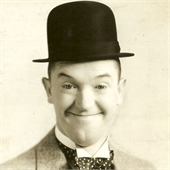 Arthur Stanley Jefferson - Stan Laurel -  Stanlio